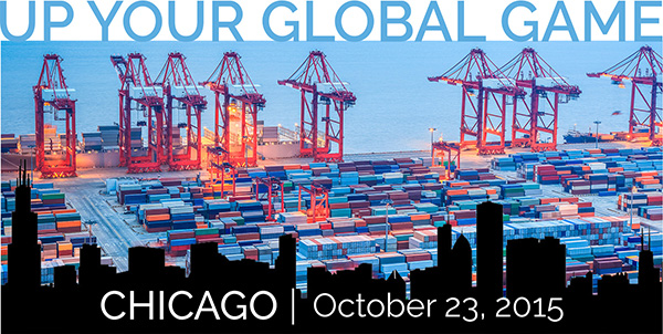 Up Your Global Game | Chicago | October 23, 2015