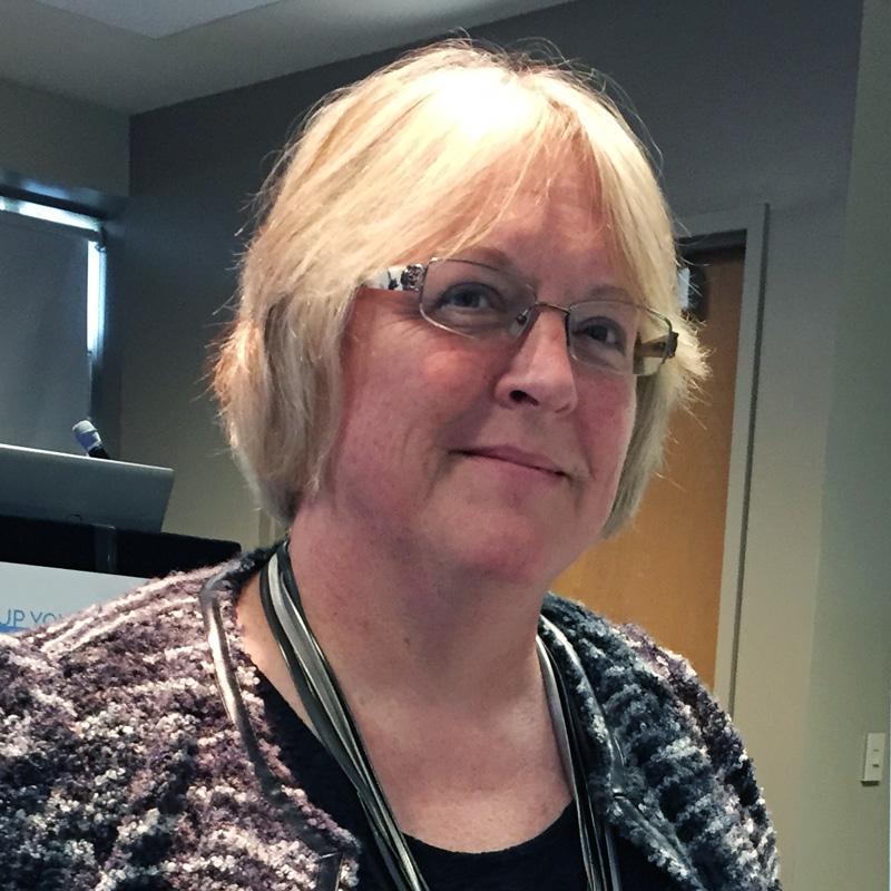 Doris Nagel - Moderator