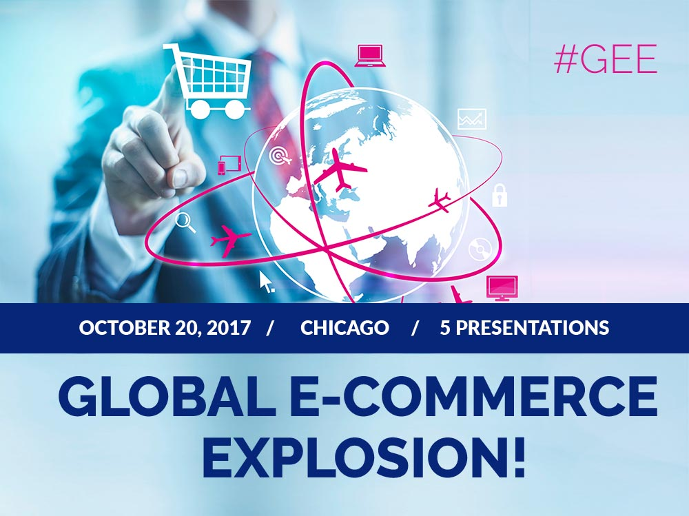 Global E-Commerce Explosion!